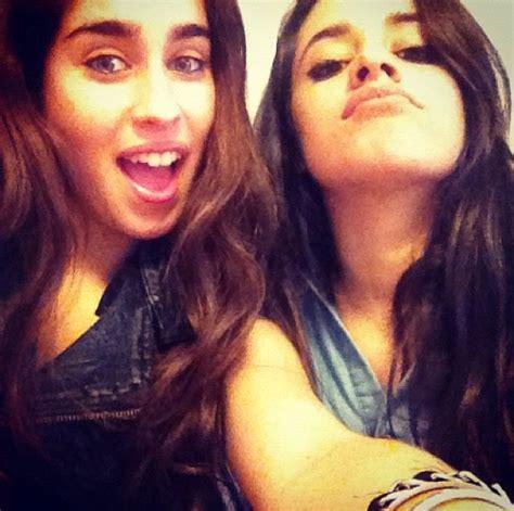 off camera. | Camila and lauren, Lauren jauregui, Fifth ...