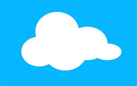Cloud Animated Wallpaper - cloud clipart blue background pencil and in color cloud