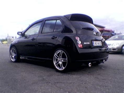 Nissan March Modification by Jimbee 2005 Nissan Micra Specs Photos Modification Info