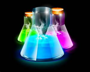 Neon Lab HD 3D and CG & Abstract Background Wallpapers