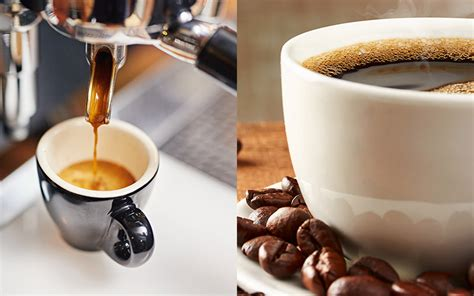 What Has More Caffeine, Drip Coffee or Espresso?   VinePair