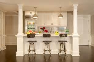apartment galley kitchen ideas basement kitchenette transitional basement titus built