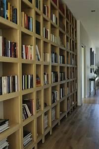 Bibliothèque Murale Contemporaine : biblioth que sur mesure 7 id es d co ajust es vos murs par emmanuelle lartilleux ~ Teatrodelosmanantiales.com Idées de Décoration