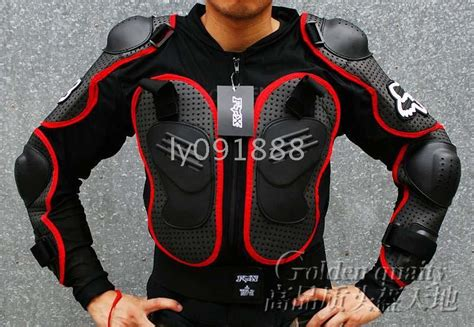Fox Armour Jacket Full Body Guard Bike Motorcycle