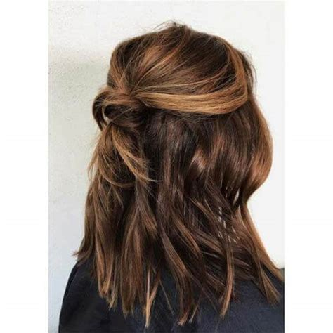 Curling Hairstyles For Medium Hair by 120 Exquisite Shoulder Length Hair To Try Out In 2019