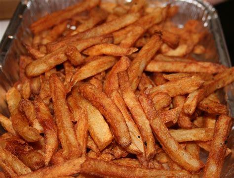 les six 233 faciles pour bien r 233 ussir vos frites maison