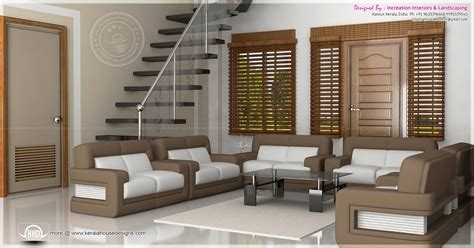 3d Interiors By Increation Interiors  Kerala Home Design
