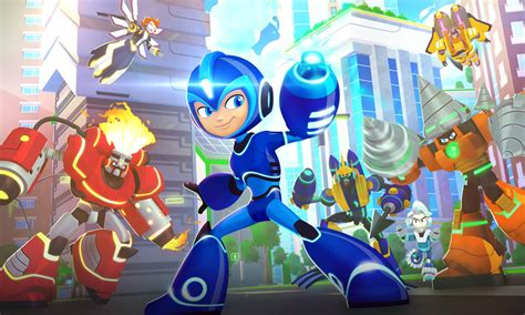 exclusive mega man fully charged clip interview