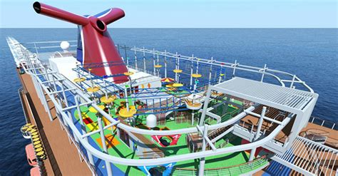 Carnival Announces 2018 Schedule For Newest Cruise Ship Carnival Horizon - Carnival Cruise Line