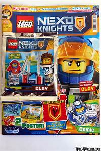 Lego City Magazin : lego nexo knights magazin nr 12 2017 rezension ~ Jslefanu.com Haus und Dekorationen
