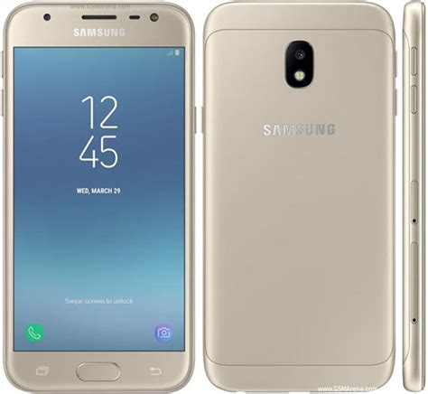 Samsung Galaxy J3 (2017) Gold  Total Mobile