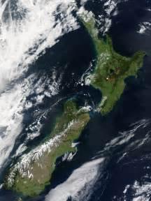New Zealand Satellite