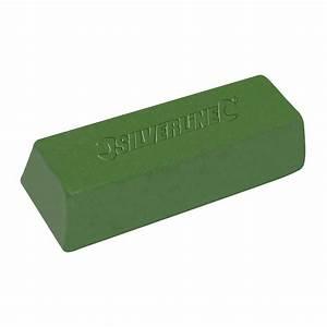 Pate à Polir : p te polir verte 500 g couleur verte silverline 107889 ~ Melissatoandfro.com Idées de Décoration