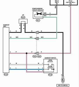 U0026 39 14- U0026 39 18  Sunroof Wiring Diagram