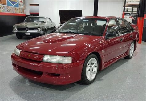 For Sale by For Sale Immaculate 1990 Hsv Vn A Ss Hardly Driven