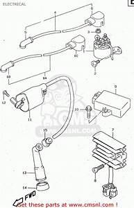 Suzuki Gn250 1996  T   E02 E04 E22 E24 E25 E34 E39     P37
