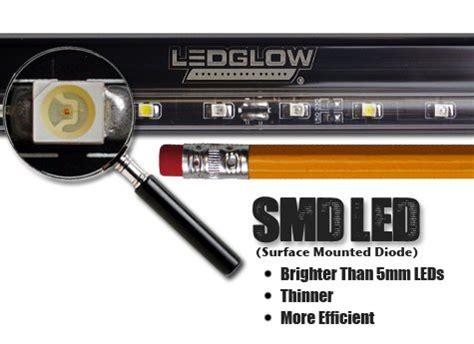 ledglow 60 inch red led ledglow 60 inch red led tailgate light bar led lights