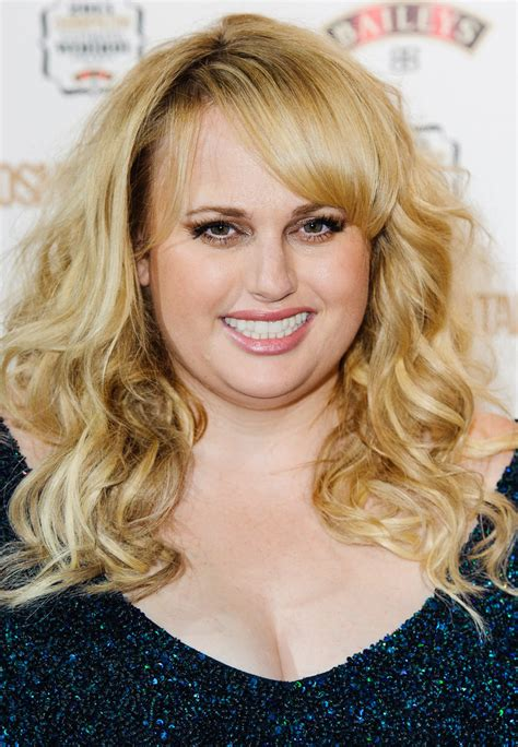 Rebel Wilson Shares Her First-Ever Acting Headshot | InStyle