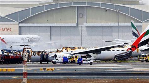 Dubai crash pilot 'aborted his landing after touching down ...