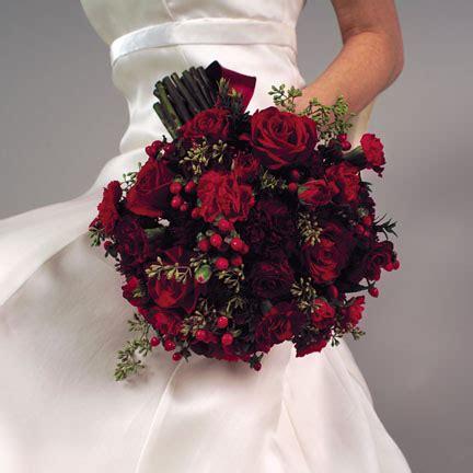 red wedding bouquet bouquetprinces