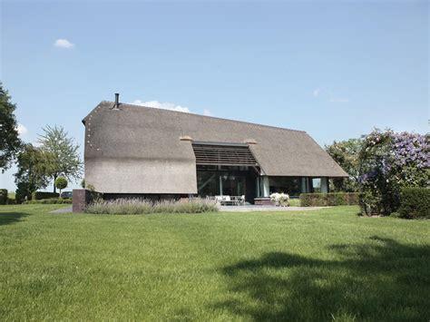 Maas Architecten » Woonhuis Doesburg // Riet Modern Villa