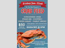 CRAB FEED at The Fruit Yard, Modesto