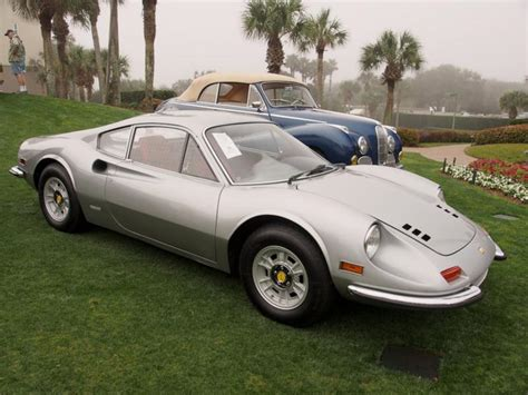 Fca national concours and cavallino classic platinum award winner. 1967 Ferrari Dino 206 GT Values | Hagerty Valuation Tool®