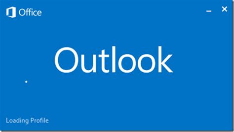 fix outlook stuck on loading profile 2016 2013 2010 some solutions