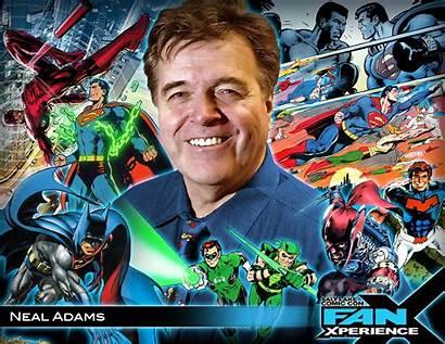 Adams Neal Comic Con Avengers Se Characters