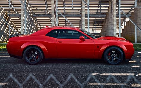 dodge challenger srt demon wallpapers  hd images