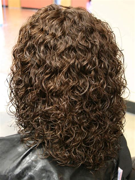 sorts  spiral perm hairstyles  women
