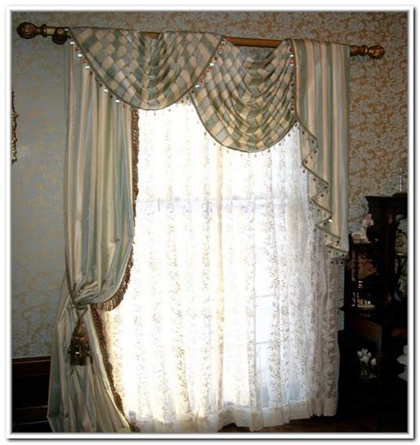 4 types of curtains and drapes