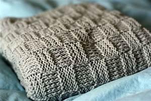 easy knit baby blanket   Craft Ideas   Pinterest