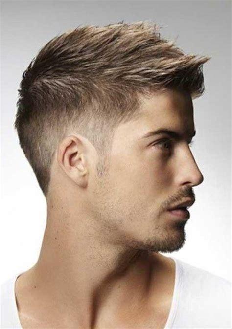 short hairstyle  men