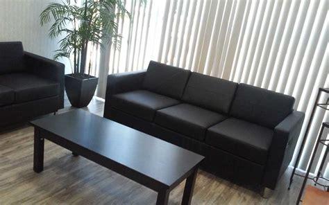 office star atlantic sofa  dual charging black laber