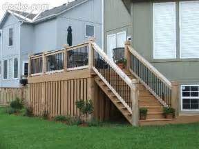 like trim deck instead of lattice deck ideas