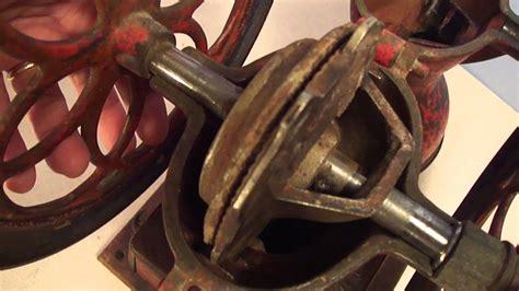 Enterprise Coffee Grinder I sold on ebay   YouTube
