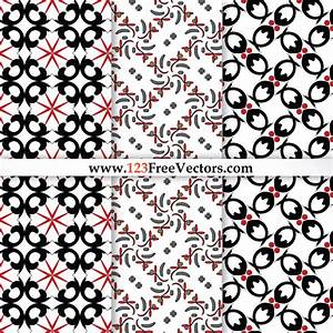 Vector Floral Pattern Background Graphic Design ...