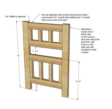 wood doll bunk bed plans  woodworking