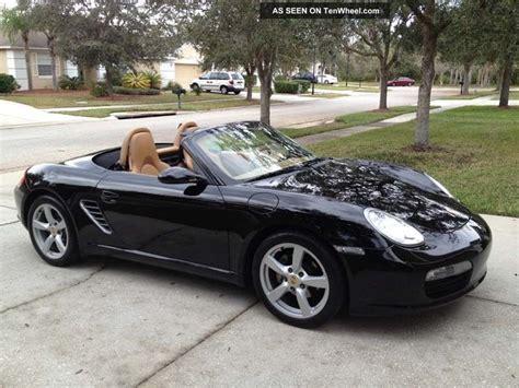 2008 Porsche Boxster Convertible Garage Kept