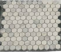 Carrara Marble Hexagon Mosaic Tile Transitional Mosaic Tile White Classic Bathroom Marble Benchtop Subway Tiles Mosaic Floor Tiles Handmade Stone Mosaic Tiles Supplier Venice Mosaic Art Factory Pin By Leila Armush On For The Home Pinterest