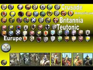 Medieval II Total War All Factions - YouTube