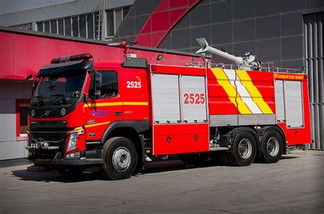 project   volvo fm refinery fire truck sangin kar