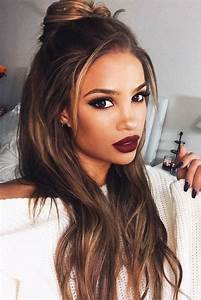 21 Straight Hairstyles For Long Hair Hair And Beauty