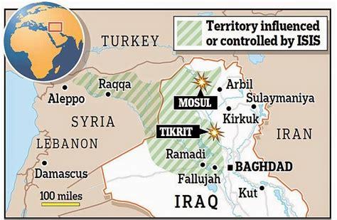 syria war map  isis map  printable maps