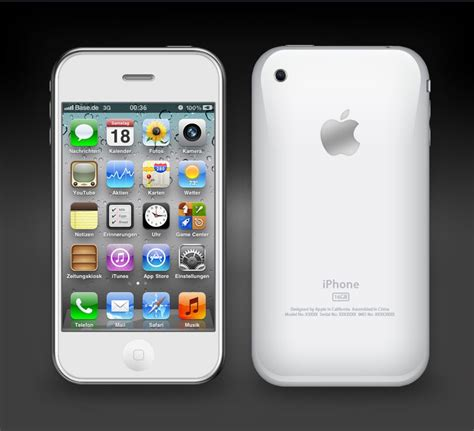 white iphone white iphone 3gs by glaskoenig201 on deviantart