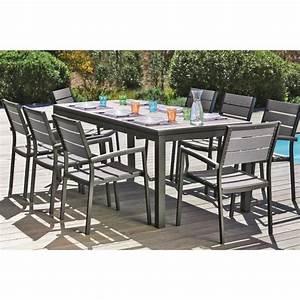Table De Jardin Pliante Carrefour : carrefour table et chaise de jardin valdiz ~ Dailycaller-alerts.com Idées de Décoration