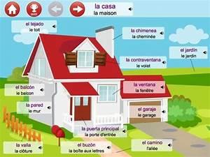 apprendre les pieces de la maison en espagnol youtube With apprendre a dessiner une maison