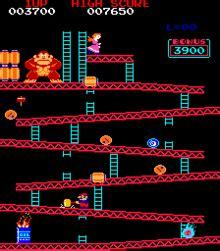 retro games wikipedia kong