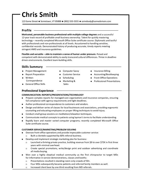 Functional Resume It Professional by Best Photos Of Professional Functional Resume Sle